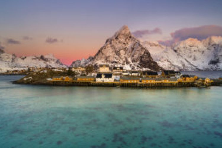 A photography workshop in Lofoten